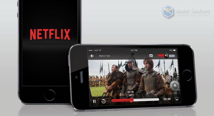 Ya es posible descargar contenidos de Netflix en tu tarjeta microSD
