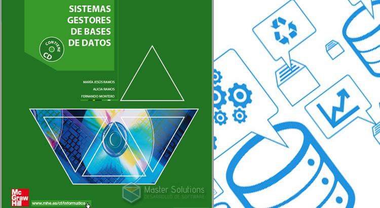 Descarga Gratis El Ebook Sistemas Gestores De Bases De Datos Master Solutions